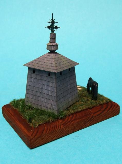 Zvonica z Novej Polianky