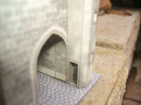 Zvonice - Kostel sv. Petra na Poříčí