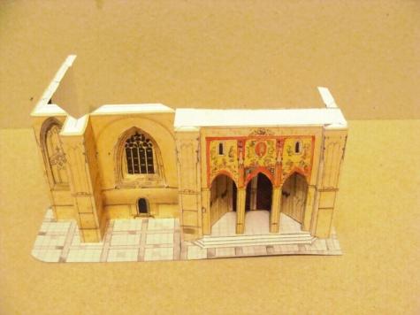 zvonice chrámu Sv.Víta