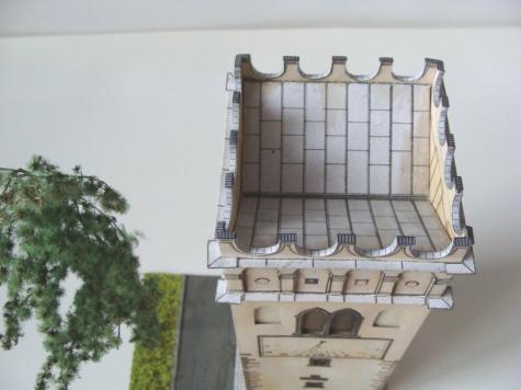zvonice Lipník nad Bečvou