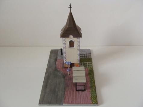 zvonice v Podlavicích