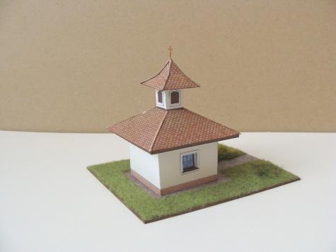 zvonička Hroznatín
